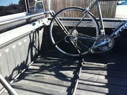 100 Truck Bed Bike Rack PVC