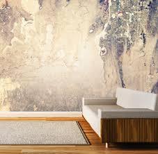 vlies tapete poster fototapete beton hell muster beige alt