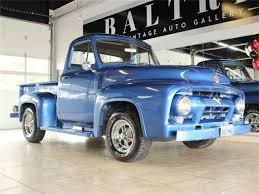 1954 Ford F100 For Sale | ClassicCars.com | CC-940528 Ringbrothers Bring 1956 Ford F100 Restomod To Sema 1954 Hot Rod Network 54 Panel My Style Pinterest Pedal Car For Sale Near Plymouth Michigan 48170 Classics White Lightning 2014 Youtube Pickup Truck Dinnerhill Speedshop Original Color Codes Oldies But Goodies Trucks Gta San Andreas Ford F100 Pickup 60year Itch Classic Truckin Magazine Sale On Autotrader