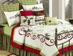 154 Best Christmas Bedrooms Images On Pinterest