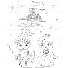 Coloring Pages Knights 4739