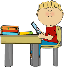 Quality Student Sitting At Desk Clipart 25 With Additional Clipart