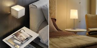 Table Lamps For Bedrooms by Wall Sconces Vs Table Lamps For The Bedroom Which Is Better