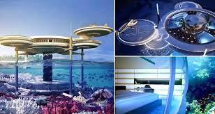104 The Water Discus Underwater Hotel Futuristic In Dubai
