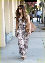 Celebrity Street Fashion Endless Summer