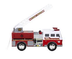 100 Tonka Mighty Motorized Fire Truck Rescue Red And White VIP Outlet