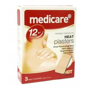 Medicare Infrared Heat Plasters