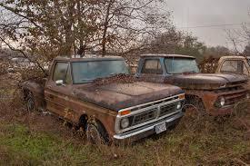 100 Texas Trucks Photo 131526 Vintage Trucks Near Rd FM 39 North Zulch