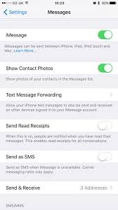 How to sync iMessage conversations on iPhone iPad and Mac