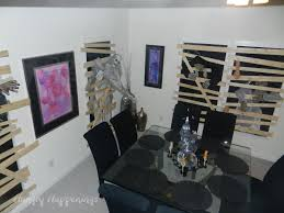 Beautiful Halloween Home Decoration For Hall Kitchen Bedroom Color Happy Our Zombie Themed Party Was So