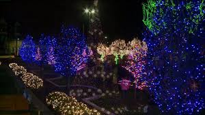 Ge Itwinkle Light Christmas Tree by Ge Celebrates 90th Annual Lighting Celebration At Nela Park Fox8 Com