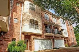 3 Bedroom Townhouses For Rent by Montrose Homes For Rent Houston Tx