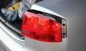 audi a4 brake light replacement nick s car