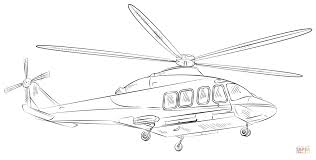 Click The Civil Helicopter Coloring Pages To View Printable
