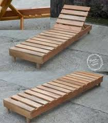 Reclining Sun Lounger DIY The Home Channel