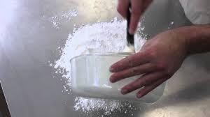 faire sa pâte à sucre maison