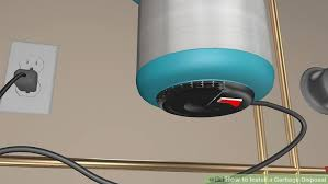 Garbage Disposal Leaking From Bottom Screws by How To Install A Garbage Disposal 12 Steps With Pictures