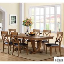 Bayside Furnishings Dining Room Table + 6 Chairs | Costco UK Costco 7 Piece Dning Set 499 Affordable Good Fniture Argos Small Sets Ukule Table And Bayside Furnishings Ding Room 6 Chairs Uk Luxury 25 Large Height Scheme Design Instore Fniture On Clearance Leather Couches Ding For Benches Inexpensive Mattress Eaging Counter With Reference Perfect Solution Your Foldable Stco Kitchen Table And Chairs The Is Made Of Solid Birch Pike Main 5 Pc W Saddle Seats 399 Bainbridge 9 Pc Extending Leafs 1399