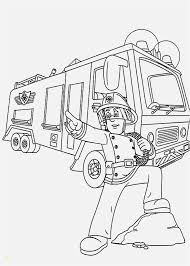 Free Printable Fire Truck Coloring Page | Zabelyesayan.com