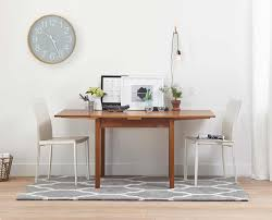 Dining Tables Extension Table Seats 10 Wooden With Two White