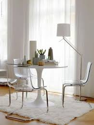 Ikea Dining Room Ideas by I Wanted To Work With Transparency As A Predominate Element In