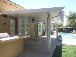 Alumawood Patio Covers Riverside Ca by Alumawood Patio And Ceiling Fan Install Handyman Unlimited
