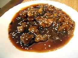 cuisine chinoise porc recette de porc au caramel recette chinoise