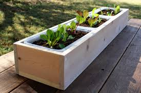 wooden planter box plans free furniture design plans plans