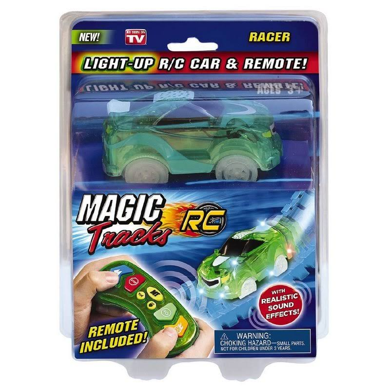 As Seen on TV Magic Tracks RC Cars Radio Control Vehicles Toy