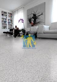 Terrazzo Tiles Inside Home Floor Regular Size Traditional Design