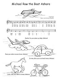 Free Music Education Coloring Pages