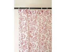 Sheer Cotton Voile Curtains by Cotton Voile Curtain Panel Printed Curtain Sheer Drape Swirl