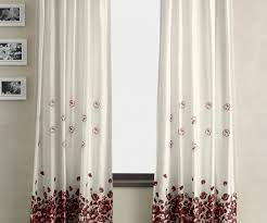 White Blackout Curtains Kohls by Neat Cassidy Blackout Polyester Grommet Curtain Length Eclipse