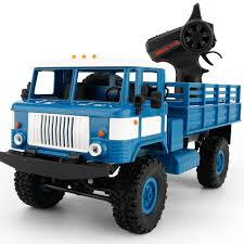 1:16 Mini Off Road RC Military Truck For GAZ 66v Four Wheel Drive ...