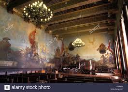 california santa barbara county courthouse interior of board of