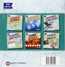 The Climate Zones (Map Basics): Kristen Rajczak: 9781482408010 ...
