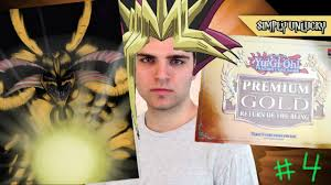 Jaden Yuki Starter Deck Simplyunlucky by Best Yugioh Premium Gold Return Of The Bling Booster Box Opening