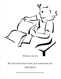 Get The Romans 12 Coloring Page