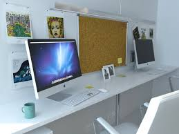 Personal work small home office