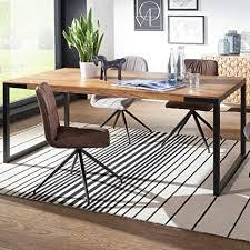 ks furniture esstisch 210x100x76 cm goyar sheesham holztisch
