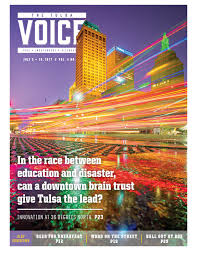The Tulsa Voice | Vol. 4 No. 14 By The Tulsa Voice - Issuu