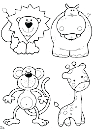 Modest Animal Coloring Sheets Gallery Design Ideas Farm Animals Pages Pdf Free For Adults In Winter