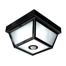 ceiling lights motion activated outdoor ceiling light image of