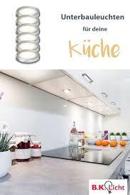 warmweißes licht für deine küche unterbauleuchten