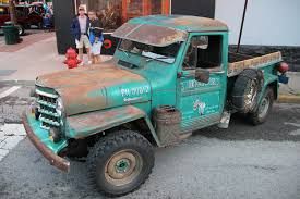 """Willys Pickups 1952 