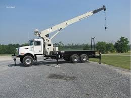 Heavy Equipment | Boom Truck National 28 Ton (Alquiler Hr.) - Panama