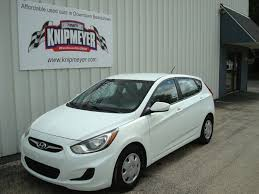 Hyundai Accent For Sale In Springfield, IL 62703 - Autotrader