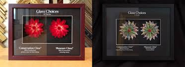 There Is Also Non Reflective Glass Called Museum Available At Your Local Framer A Common Brand True Vue