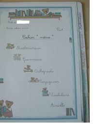 Page De Garde Cahier Danglais 4eme