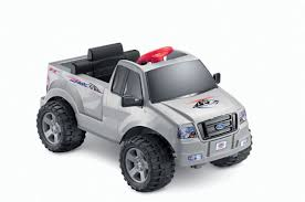 Power Wheels Ford Lil' F150 6 Volt Ride On - Toys